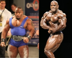 Difference between a power lifter's physique and that of a body builder
